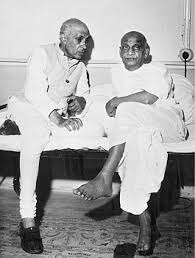 nehru and patel